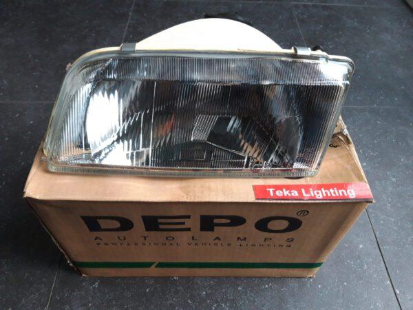 Citroen ZX Headlight Depo 5521104