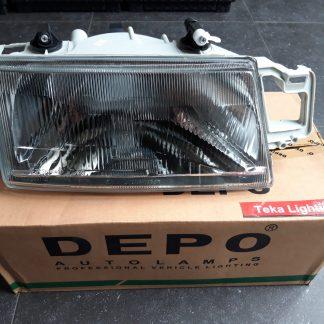 Fiat Tempra Combi Headlight Depo 6611108