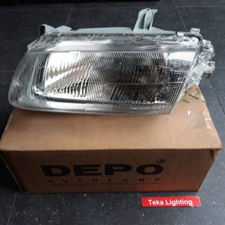 Mazda 323 Sedan BA12 Headlight Depo 2161126