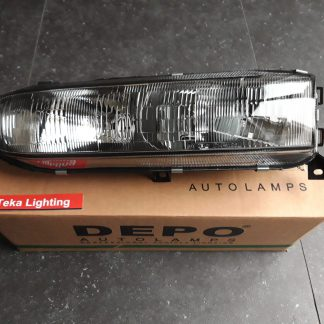 Mitsubishi Galant 7 Headlight Depo 2141125