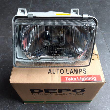 Seat Ibiza Headlight Depo 4461101