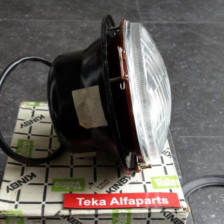 Fiat 124 Spider Headlight Valeo Kinby 93800092