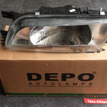 Nissan Almera N15 Headlight Depo 215-1168L