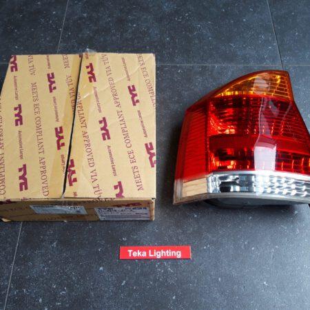 Opel Vectra C Headlight TYC 110318212
