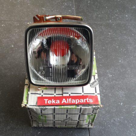 Fiat 125 Seat 1430 Headlight Valeo Kinby 93800233