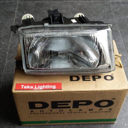 Seat Ibiza Headlight Depo 4451102
