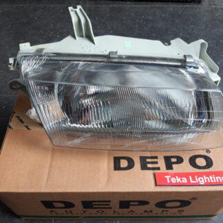 Mazda 323s Sedan Headlight Depo 216-1126R Right