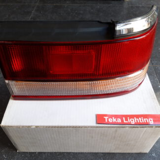 Mazda 626 GD Taillight Lucid 012161928R Orange Right