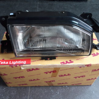 Mazda 323 BF Headlight TYC 20-1604 Right